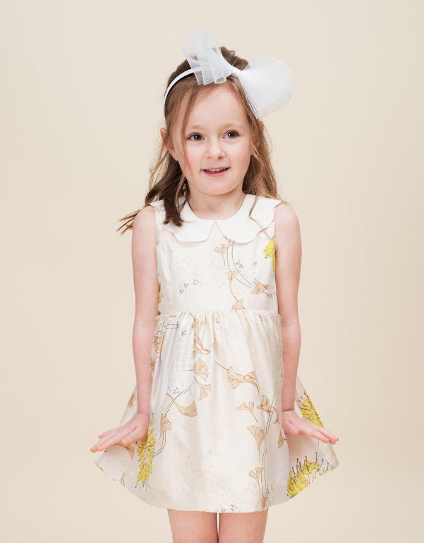 Girls Modeling Dresses