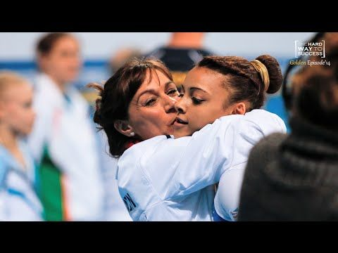 ▶ The Hard Way To Success (EN) - Golden Episode 2014 - Ellie en Becky Downie (GBR) - YouTube