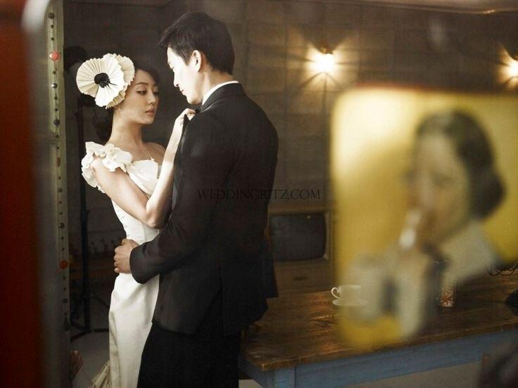 韓国プリウェディング写真撮影 - WeddingRitz.com»D'IMAGES Studioのサンプル韓国事前に結婚式の写真