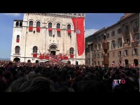 CERI DI GUBBIO 2012 - L'ALZATA
