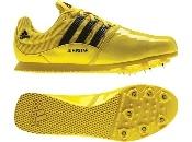 JUMPSTAR ALLAROUND #Adidas #FieldEvent #TrackandField #Yellow #Competition