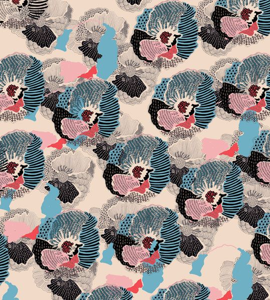 Carly Nash Design | Textile Designer