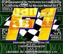 Sega 16bit MD карточные игры: F1 Чемпионат Мира Для 16 бит Sega MegaDrive Genesis игровой консоли