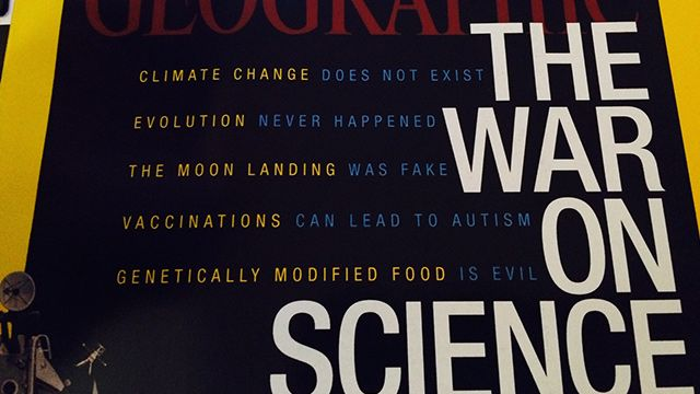 National Geographic now conspires with poison-pushing corporations to destroy the very planet it once photographed