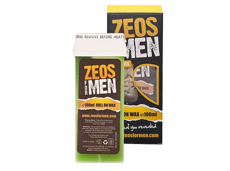 www.hogiesonline.co.uk - ZEOS FOR MEN ROLL ON WAX REFILL 100ML , £8.99 (http://www.hogiesonline.co.uk/zeos-for-men-roll-on-wax-refill-100ml-hair-removal/)