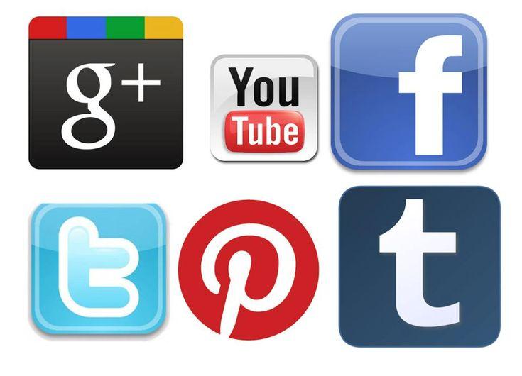 Social Network Logos | social-media-icons