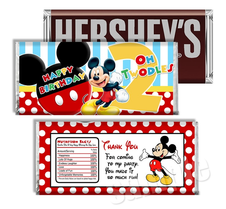 63 besten Mickey Mouse Theme Birthday Bilder auf Pinterest   Mäuse ...