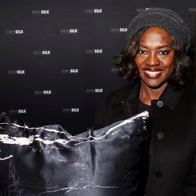 VIOLA DAVIS from one of our all time favourite films 'The Help' couldn't wait to…