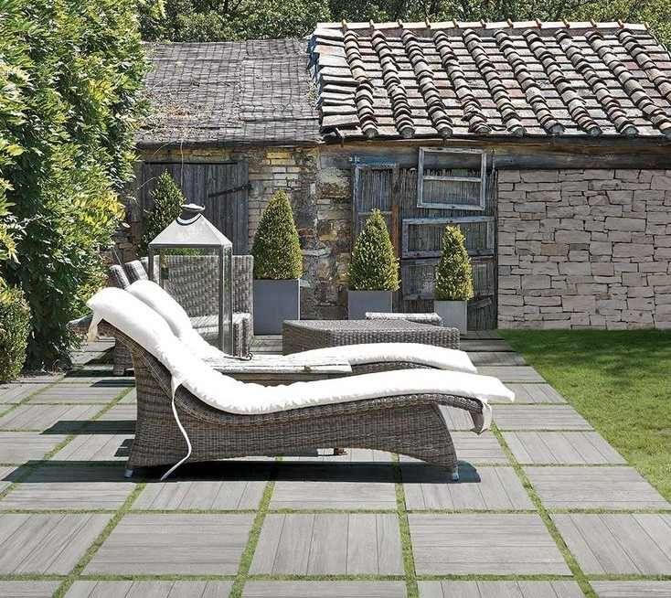 Terrassenplatten  En iyi 17 fikir, Terrassenplatten In Holzoptik Pinterest'te ...