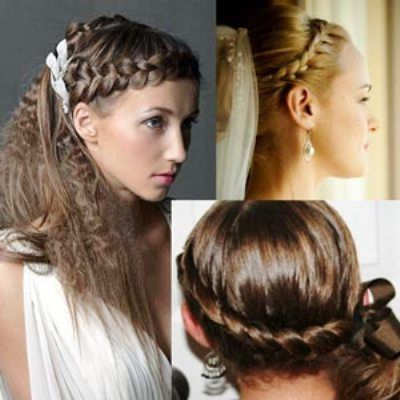 toga hairstyles : ... Toga Party Ideas Pinterest Greek Hairstyles, Hairstyles and Braids