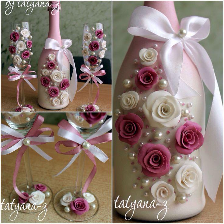 My handmade wedding accessories