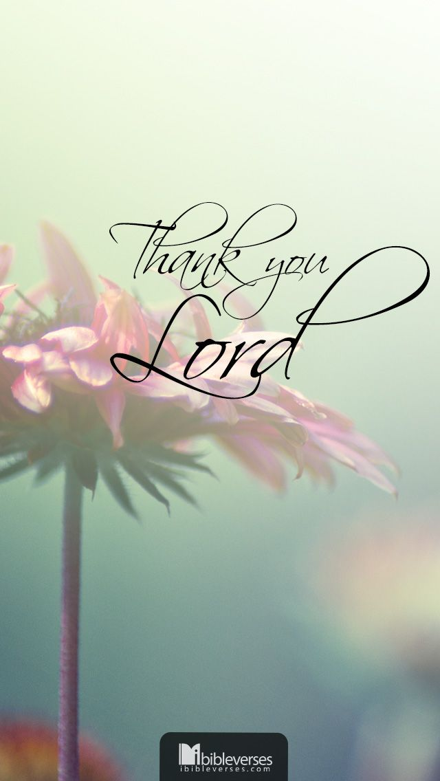 "Everybody loves to be thanked… even God. Our heavenly Father finds pleasure in our expression of thanks to Him. It's His will that we tell Him ""Thank You."" ...Read More at http://ibibleverses.christianpost.com/?p=24504  #thanksgiving #thanks #DonMoen"