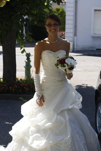 Magnifique Robe de mariée Miss Kelly d'occasion