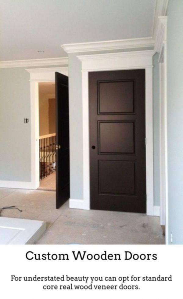 Interior Doors For 4 Panel Solid Wood Exterior House 20181103