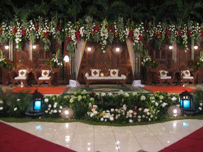 traditional java decoration