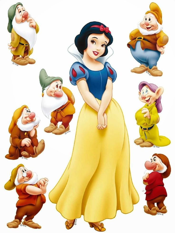 628 best snow white and the seven dwarfs printables images on rh pinterest com snow white clipart snow white clip art images