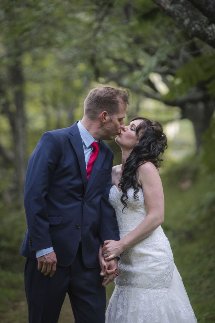 Geoff and Claire's Cheerio Gardens wedding in Magoebaskloof