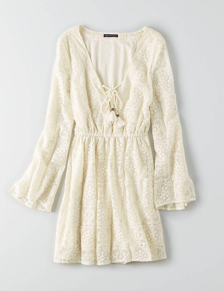 Deciduous azalea summer eyelet dress