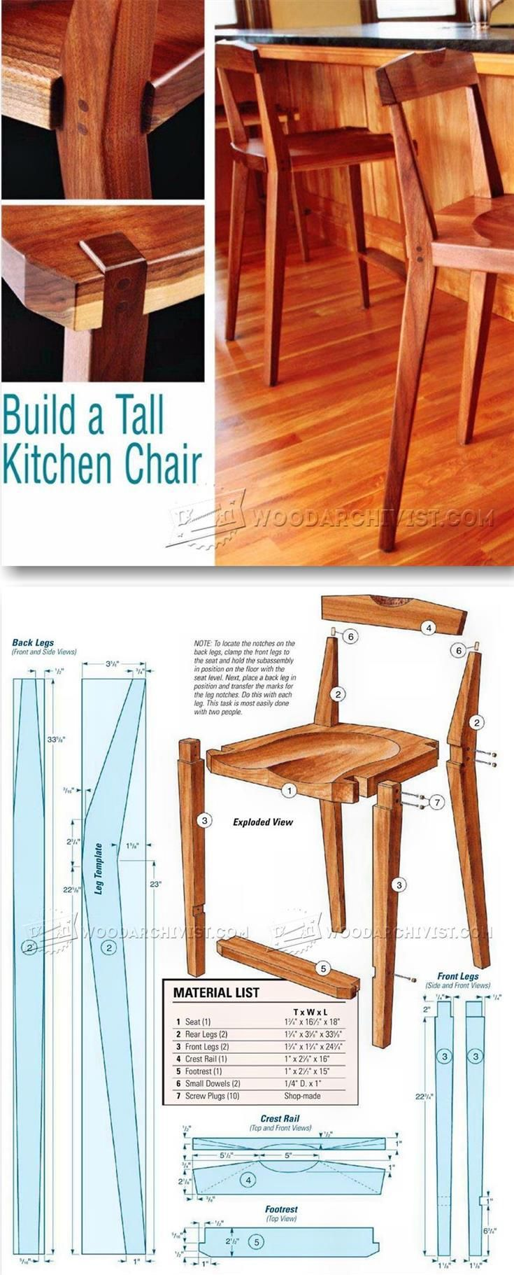 Modern Wood Furniture Plans best 25+ furniture plans ideas on pinterest | wood projects