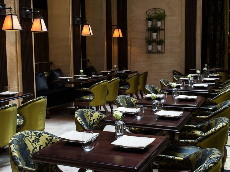 These restaurants are perfect for early meetings or leisurely meals when you're playing hooky from work.