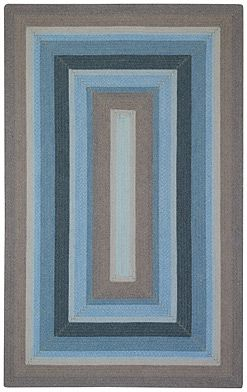 The Ombre Style Is A Quality Wool, Casual Rug Design From Kevin OBrien And  Capel