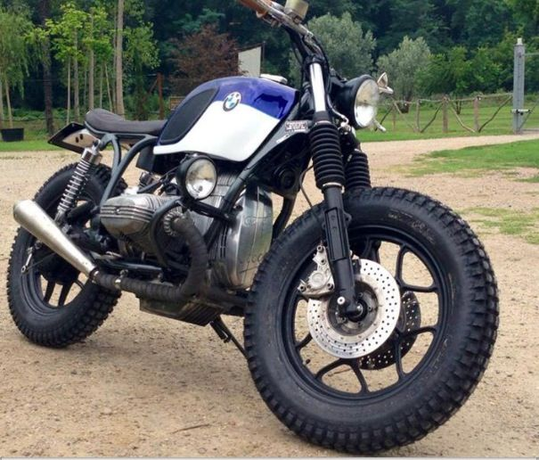 Bmw 650 Cafe Racer Idea Di Immagine Del Motociclo
