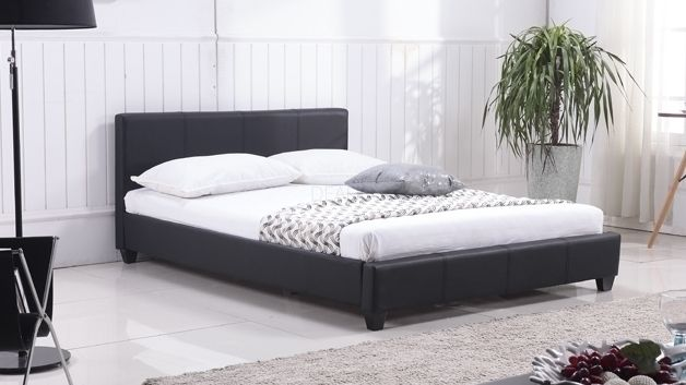 Sinclair Queen Size Bed - Lounge Life