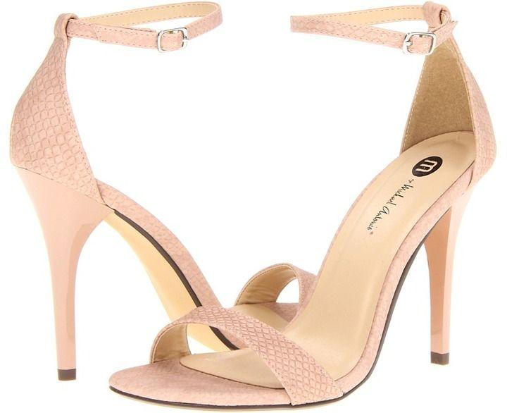 michael antonio jaxinerep blush footwear, lovely and low
