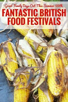 Great Family Days Out With Fantastic British Food Festivals http://www.thepurplepumpkinblog.co.uk/2016/06/great-family-days-out-fantastic-british-food-festivals.html