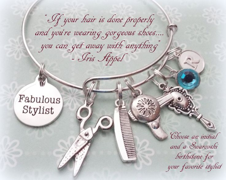 Hairdresser Gift Gift Ideas For Hairstylist Thank You