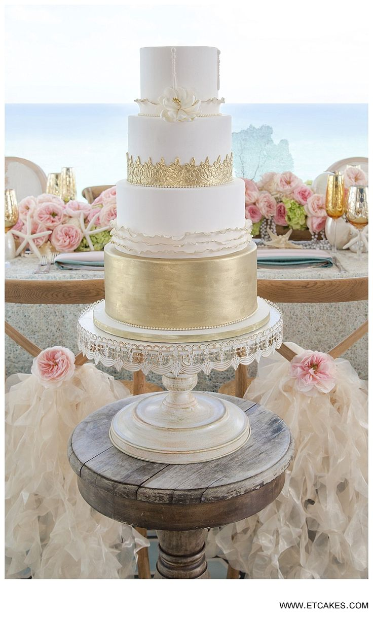 38 best Wedding Cakes images on Pinterest Miami wedding Cake