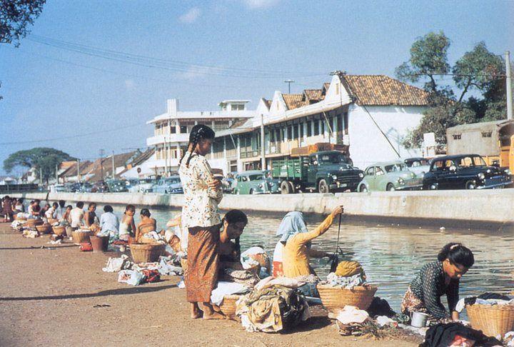 Hayam Wuruk - Gajah Mada 1950's