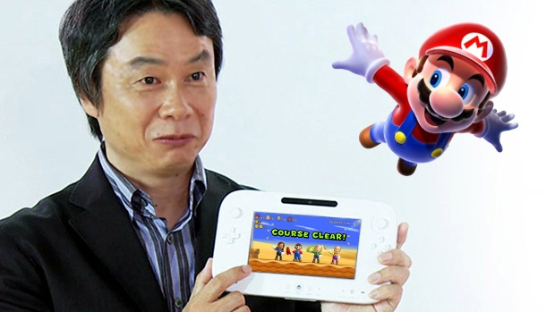 Criador de Mario confirma Super Mario Wii U na E3 2012
