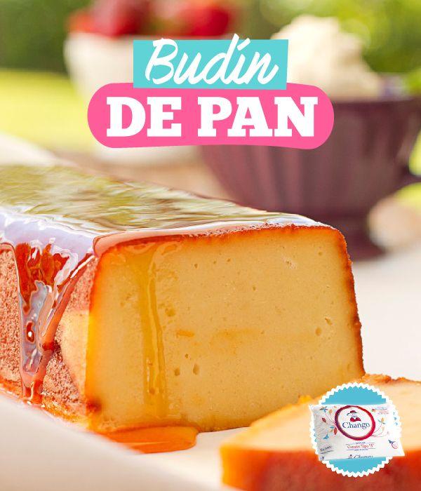 ¡Un postre que no podés dejar de preparar! ;)  Mirá la receta aquí: http://buff.ly/2sbWLYs  #sweet #dessert #budin #bread