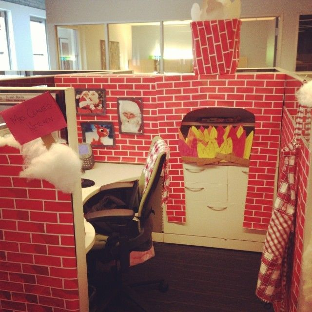 Mrs Claus S Kitchen In Our Office North Pole For Office