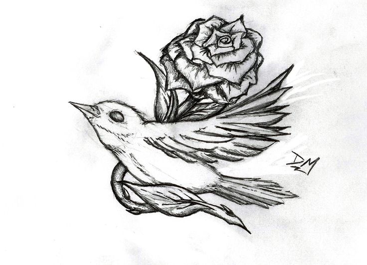 "For my dad, with the sun behind it instead of the rose because I call him my sunshine. The nightingale because I dedicated ""Nightingale"" by Demi Lovato to him"