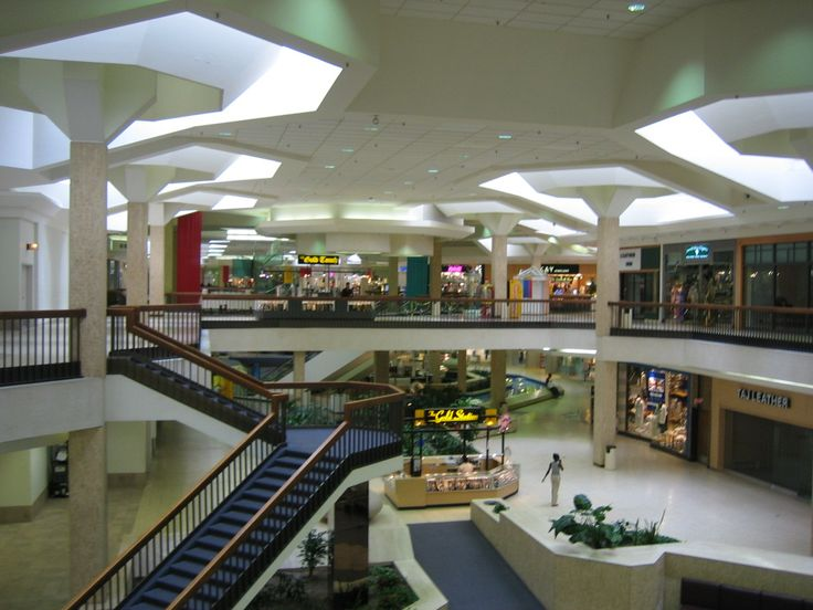 Randall Park Mall, OH - this was the place to be in the 80's!