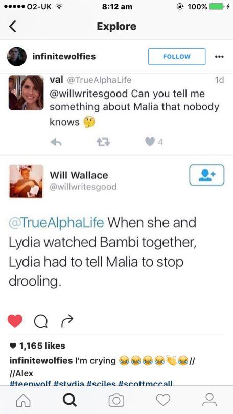 Teen Wolf - Malia and Lydia :)