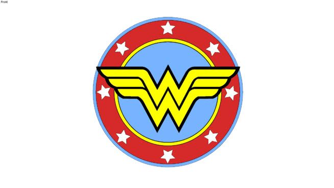 Wonder Woman Logo Yahoo Image Search Results Wonder Woman Logo Wonder Woman Birthday Wonder Woman Party
