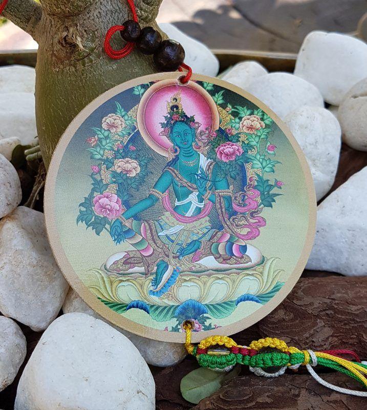 Mandala de Proteção - Mantra de Tara Verde