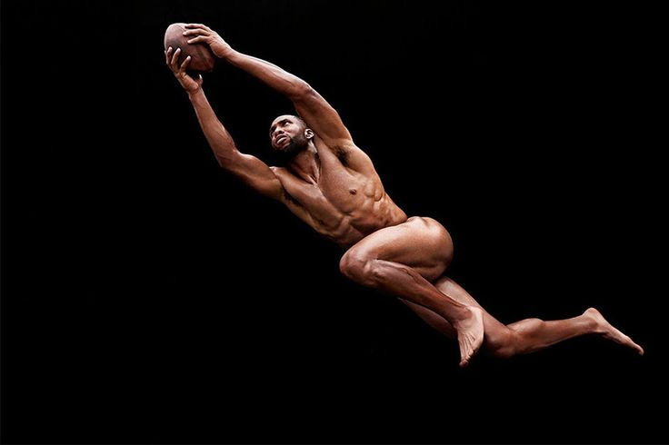 "Venus Williams, Nigel Sylvester and More Strip Down for ESPN the Magazine's ""Body Issue"""