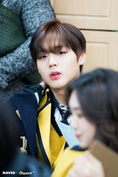 Dispatch Naver Jihoon's SOPA Graduation 2018