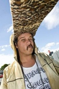 South African rapper, Jack Parow