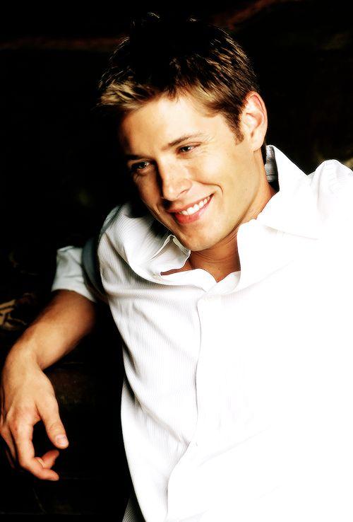 Jensen Smallville Photoshoot *Spamming like crazy*