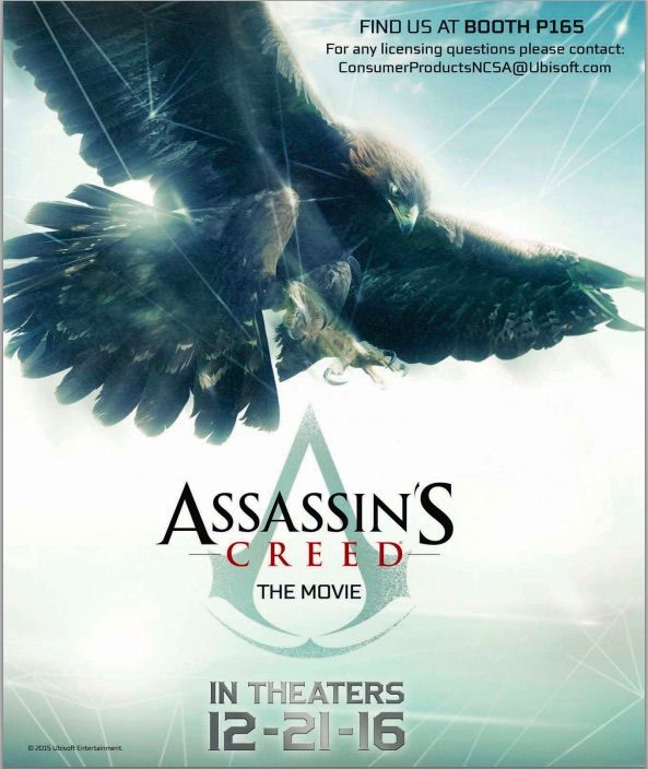 Assassin's Creed Movie Promo Image Released | Comicbook.com