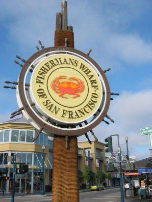Fishermans Wharf, San Francisco, CA
