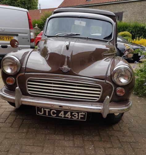 eBay: Morris 1000 Van 1968