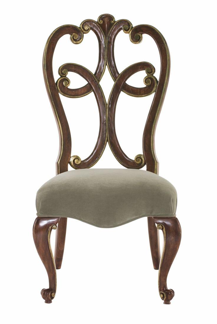Bernhardt Furniture Villa Medici Side Chair