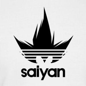 Saiyan Adidas Mashup Rysunki I Ilustracje