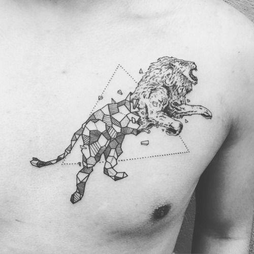 Lion design from @kerbyrosanes (slightly modified)...